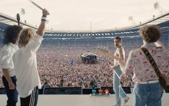 """Queen - Reprodução de cena do Filme """"Bohemian Rhapsody"""""""