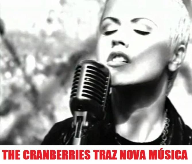 Dolores O'Riordan, do grupo The Cranberries - Foto: Divulgação