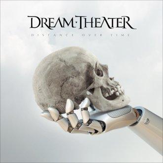 """Dream Theater - """"Distance Over Time"""" - Reprodução da Capa"""