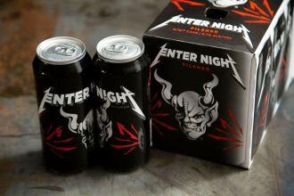 Enter Night - Foto: Divulgação Metallica