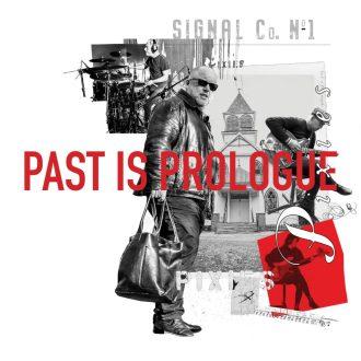 """Pixies - Reprodução da arte de """"Past Is Prologue"""""""