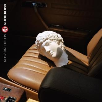 """""""Age Of Unreason"""", disco do Bad Religion - Reprodução da capa"""
