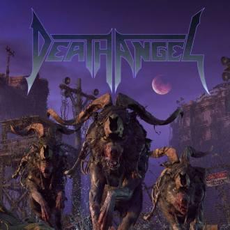 """Death Angel - """"Humanicide"""" - Reprodução da capa"""