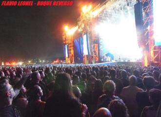 Público acompanha show do Slayer no Maximus Festival - Foto: Flavio Leonel/RoqueReverso