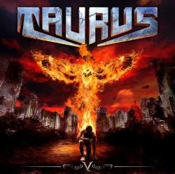 """Taurus - Reprodução da capa do disco """"V"""""""