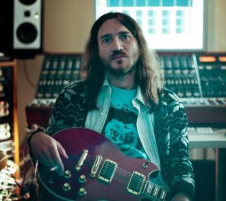 John Frusciante - Foto: Divulgação Twitter